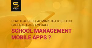 school management mobile apps